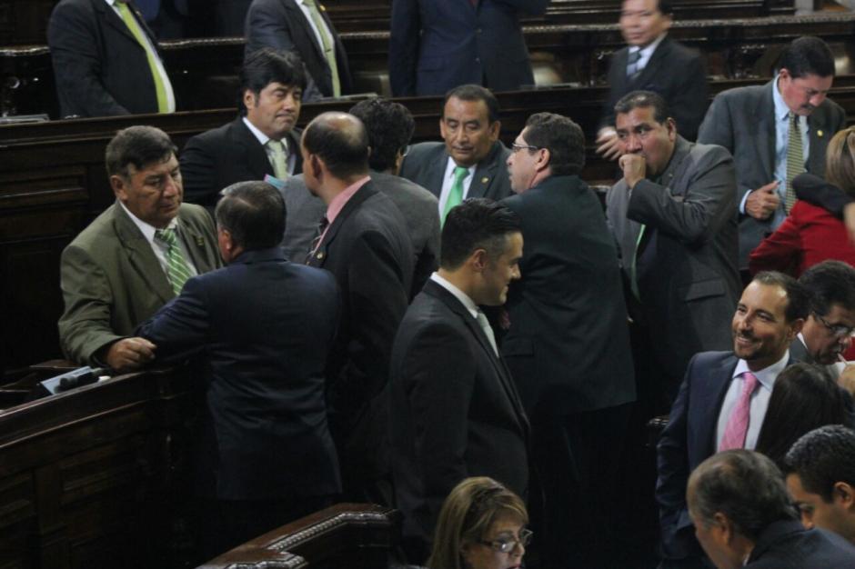 La UNE ocupa 10 de los 20 escaños en la Comisión de Finanzas. (Foto: Alejandro Balán/Soy502)