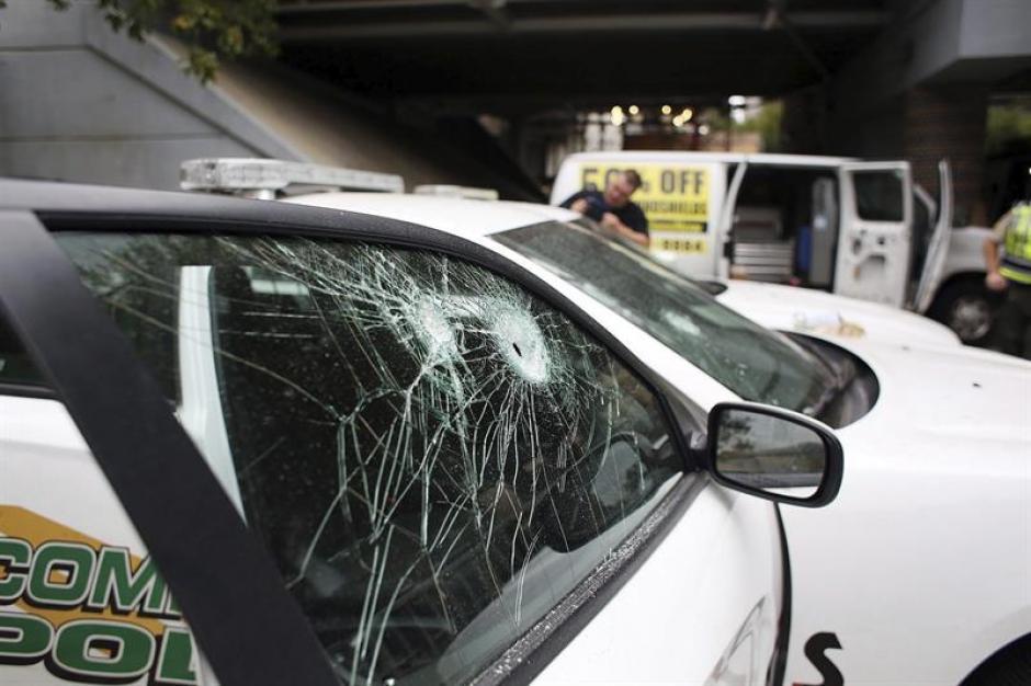 El gobernador de Carolina del Norte declaró estado de emergencia en Charlotte. (Foto: Efe)