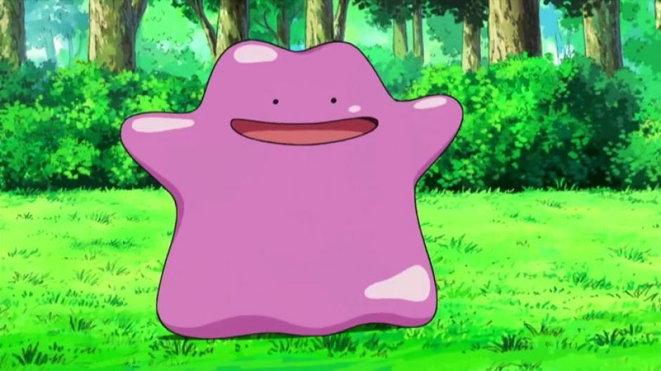 Un Ditto es de los Pokémones más difíciles de encontrar. (Foto: nowgamer.com)