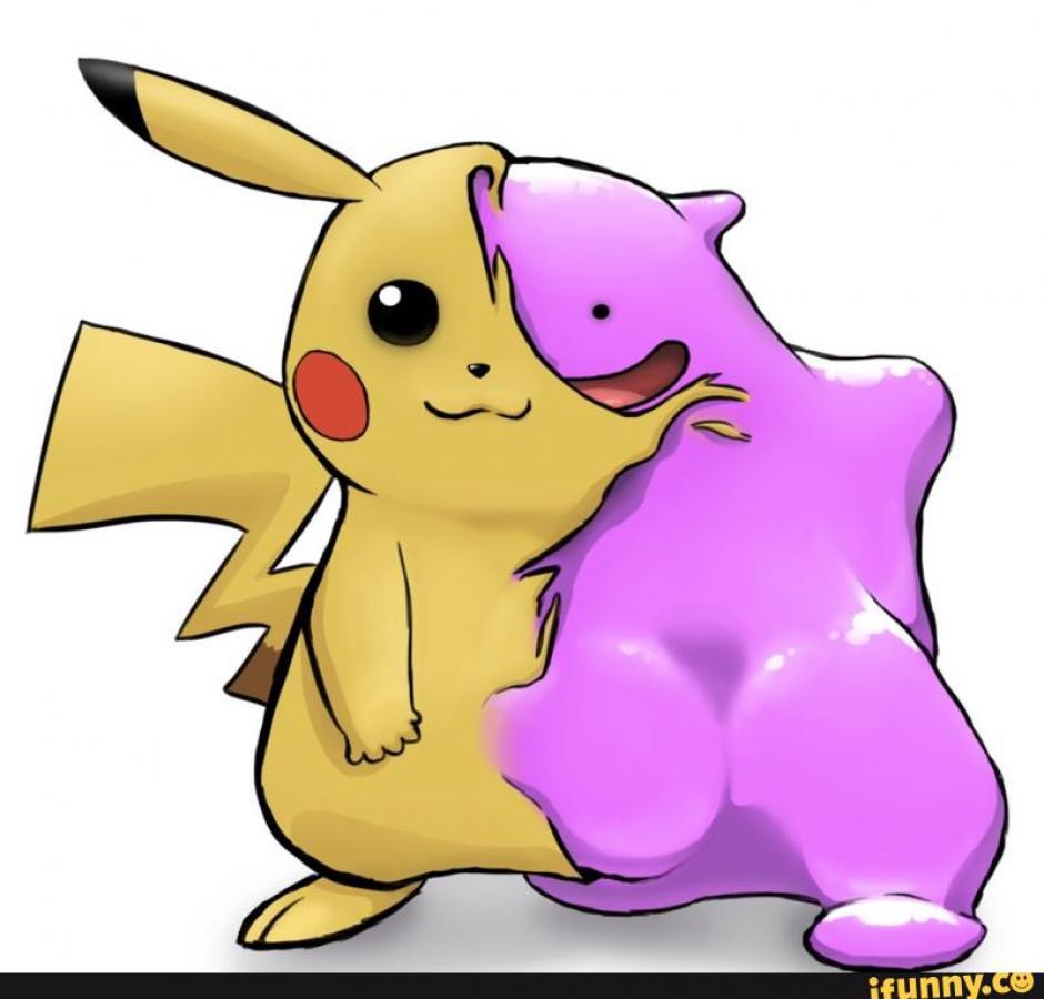Ditto se puede convertir en casi cualquier Pokémon. (Foto: ifunny.co)
