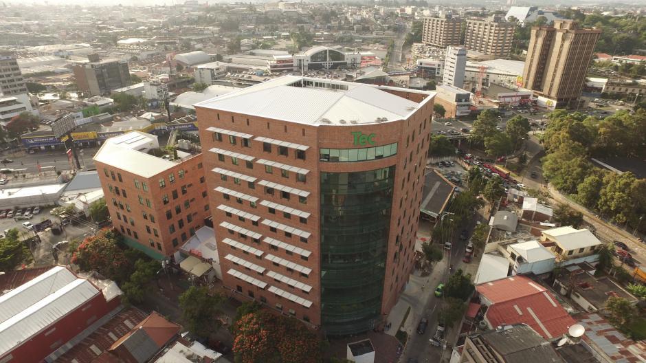 El Campus Tec II se empezó a construir a finales de octubre. (Foto: Campus Tec)