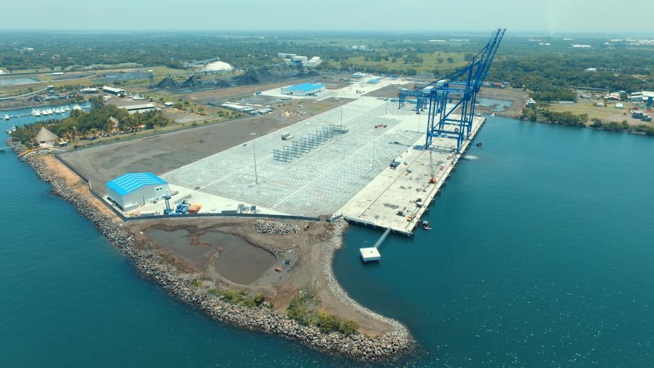 La actual propietaria de TCQ, APM Terminal, aceptó la propuesta del interventor. (Foto: Infopress)