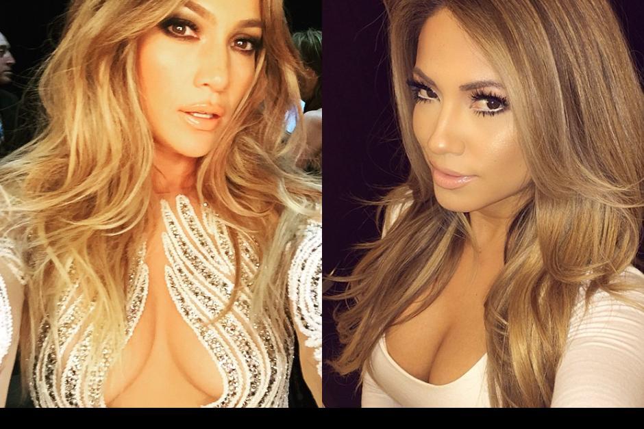 Jessica Burciaga es una modelo hispana de 32 años cuyas imágenes causan furor en las redes sociales.