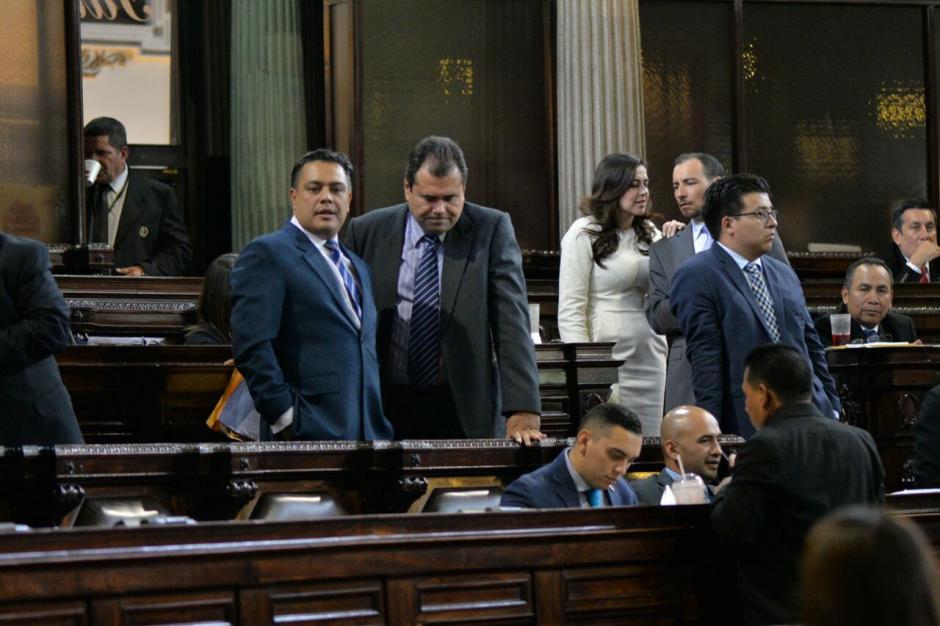 Trejo es el primer parlamentario que pierde la inmunidad este año. (Foto: Wilder López/Soy502)