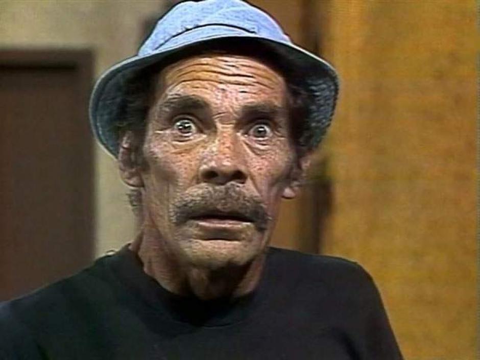 Don Ramón era alérgico al trabajo. (Foto:www.contar.me)