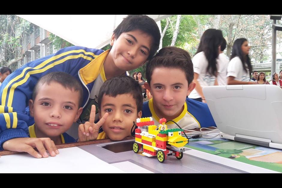 Estudiantes de diversas edades mostrarán sus habilidades con los robots educativos. (Foto: Archivo/soy502)