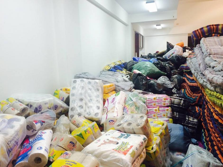 No es que ya no necesiten ayuda, es que se necesitan cosas específicas para que continúe la ayuda. (Foto: Alejandro Balám/Soy502)