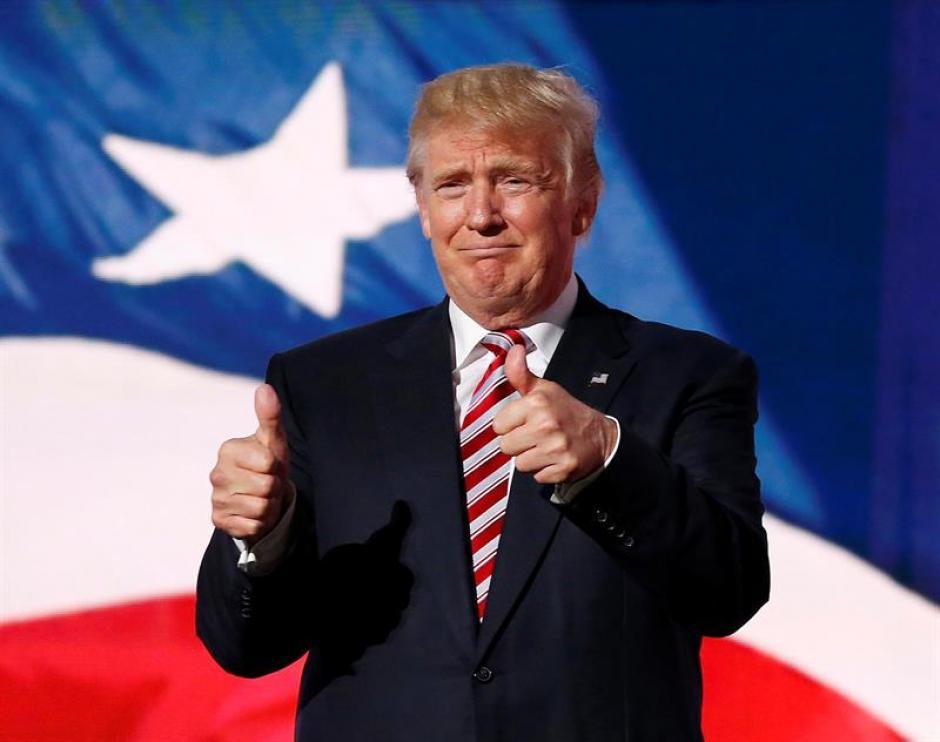Trump ha manifestado abiertamente sus intenciones de poner un muro antimigrante. (Foto: EFE)
