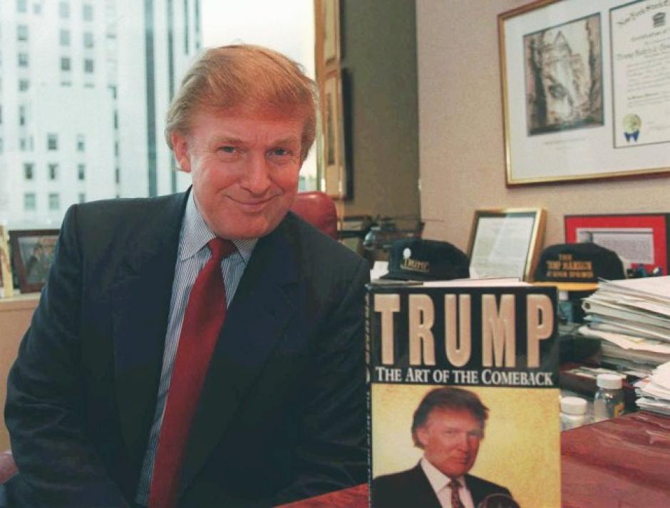 El candidato republicano ha participado en distintas facetas del entretenimiento. (Foto: talkingpointsmemo.com)