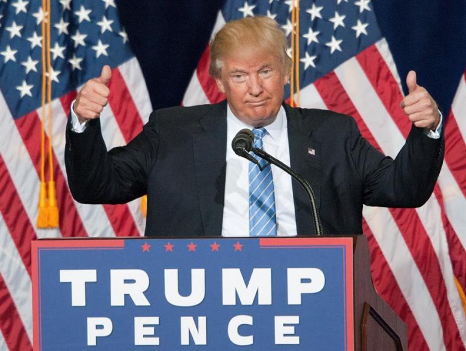 Trump ha generado rechazo en el mismo Partido Republicano. (Foto: EFE)