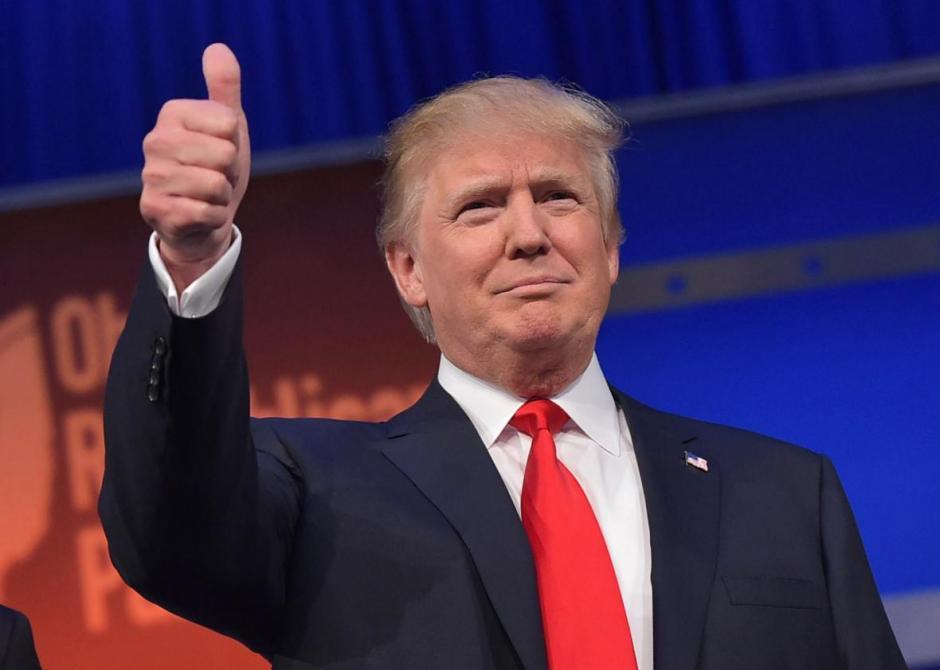 Según The Real Clear Politics la brecha de votación se ha incrementado por las críticas que ha recibido la familia Trump. (Foto: slate.com)