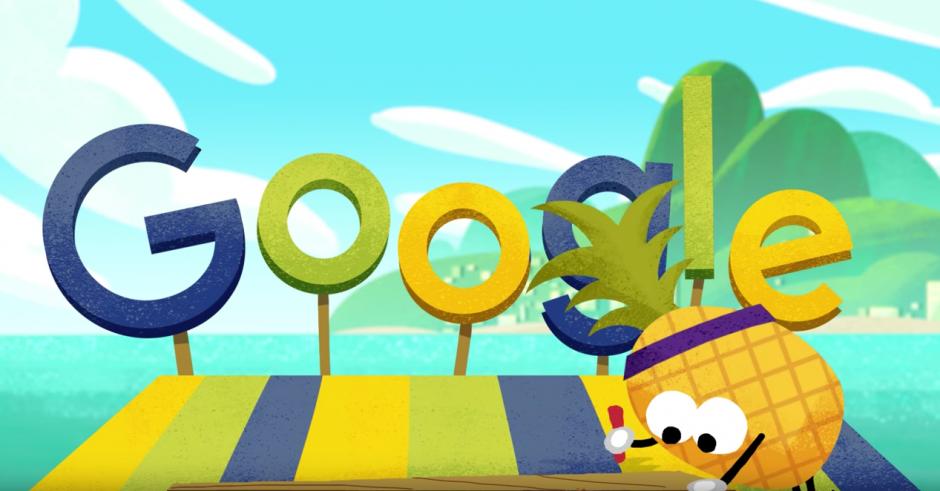 Google se une a los Juegos Olímpicos. (Captura de pantalla: Google/YouTube)