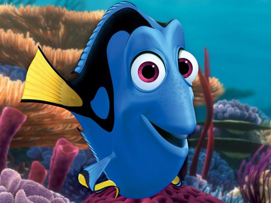 Dory es el personaje olvidadizo creado por Disney-Pixar y cuya popularidad podría poner en peligro a la verdadera Dory. (Foto: eldictamen.mx)