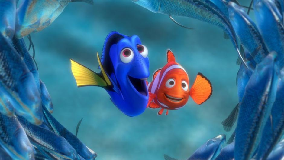 Nemo y Dory vuelven a encontrarse en esta nueva aventura. (Imagen: Captura de YouTube)