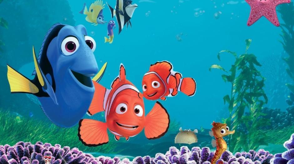 Dory es una olvidadiza pez paleta de pintor. (Foto: zonacero.com)