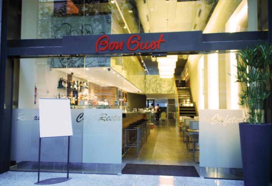 El hecho se registró en el bar y cafetería El bon gust en Barcelona. (Foto: dosipa.com)