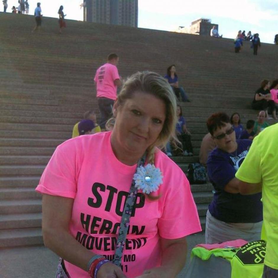 Tina encabeza campañas para terminar con la heroína en los Estados Unidos. (Foto: Infobae)