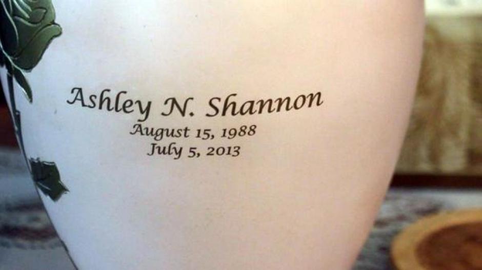 Ashley falleció por una sobredosis de heroína. (Foto: Infobae)