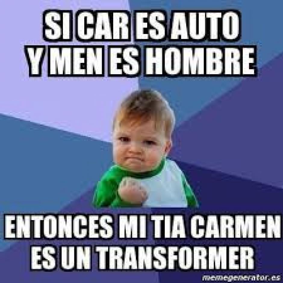 "Los ""memes"" se viralizan en las redes. (Foto: Taringa)"