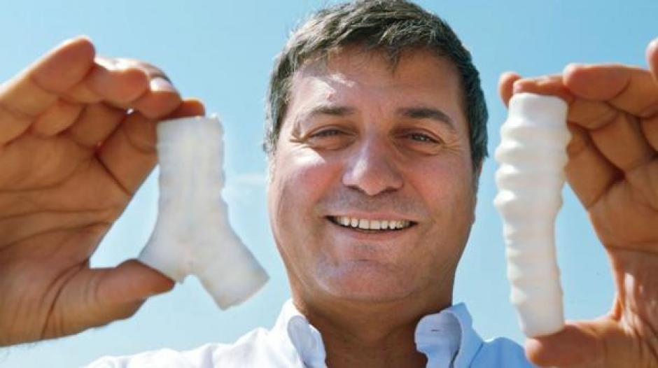 Paolo Macchiarini esté envuelto en casos de corrupción.  (Foto: AFP)