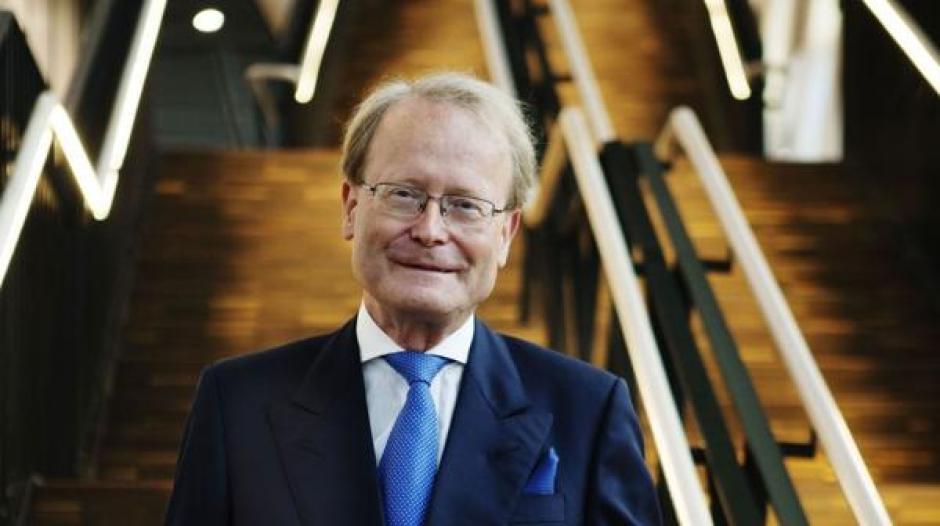 Anders Hamsten, ex presidente del Instituto Karolinska renunciará a su cargo. (Foto: infobae.com)