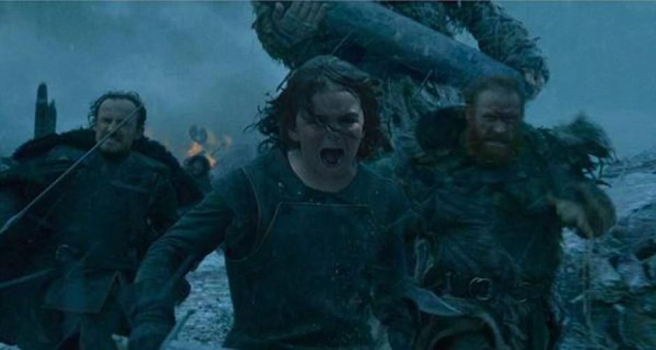 Y hasta protagoniza una escena de Game of Thrones. (Foto: Infobae)