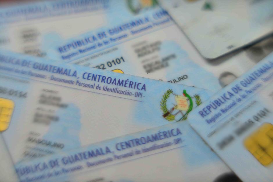 El Registro Nacional de las Personas (RENAP) ahora permite realizar algunos trámites por medio de su página web. (Foto: Archivo/Soy502)
