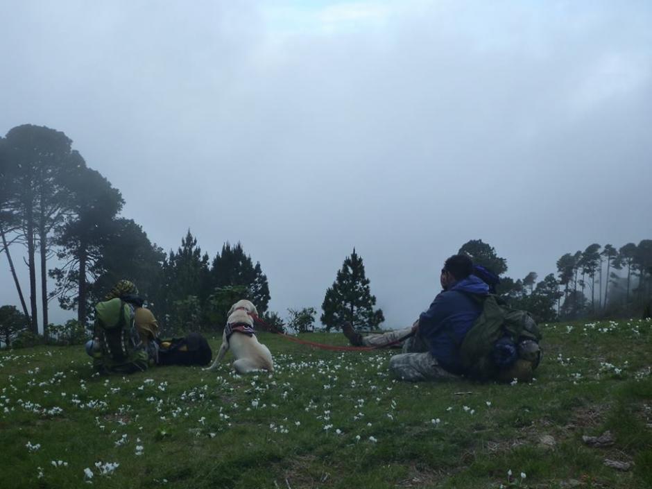 El rescate varias duró horas. (Foto: K-SAR Guatemala)