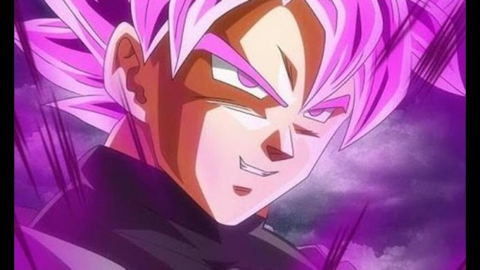 """Super Saiyan Rose"""" es el nombre que se le ha dado a la transformación. (Foto: oxigeno)"""