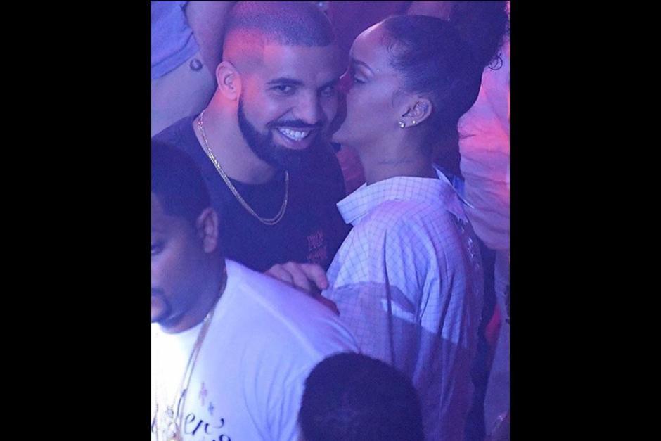 Se rumora que en el club de Miami la pareja intercambió algunos besos. (Foto: Instagram)