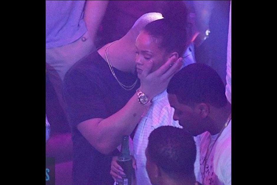 Drake declaró su amor a Rihanna en los premios MTV VMA´s. (Foto: Instagram)