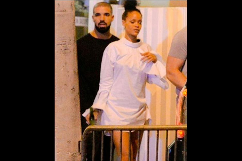 Se rumora que Drake y Rihanna pasan mucho tiempo juntos. (Foto: Instagram)