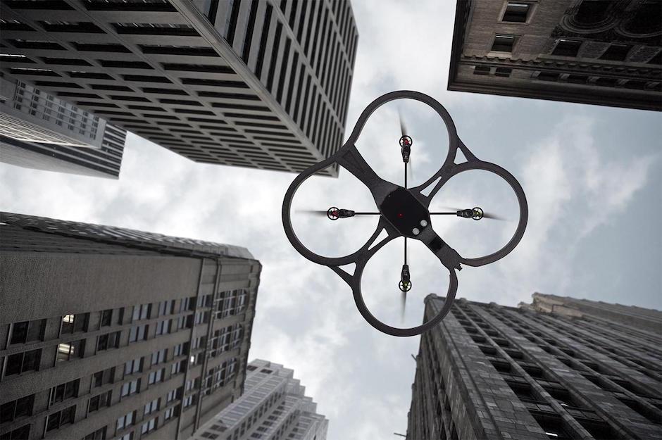 Estos aparatos voladores han incursionado en la producción audiovisual. (Foto: wp.com)