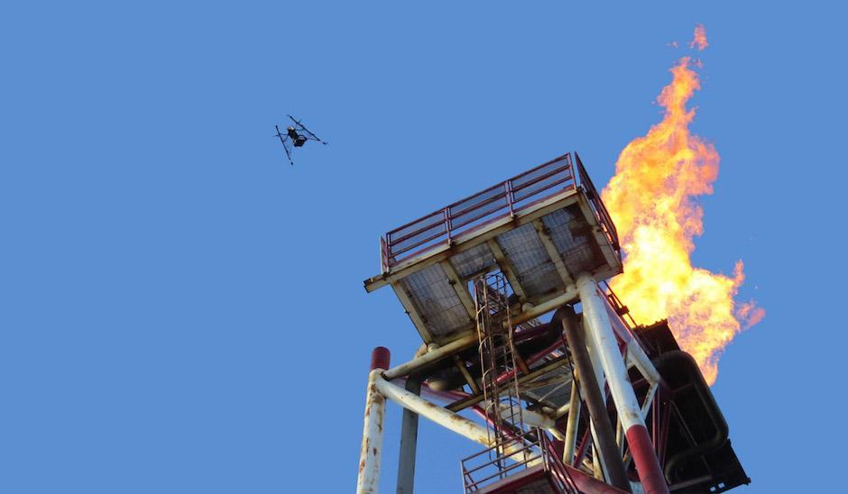 Las aplicaciones comerciales para drones reemplazarán a los humanos. (Foto: genioslatinos.com)