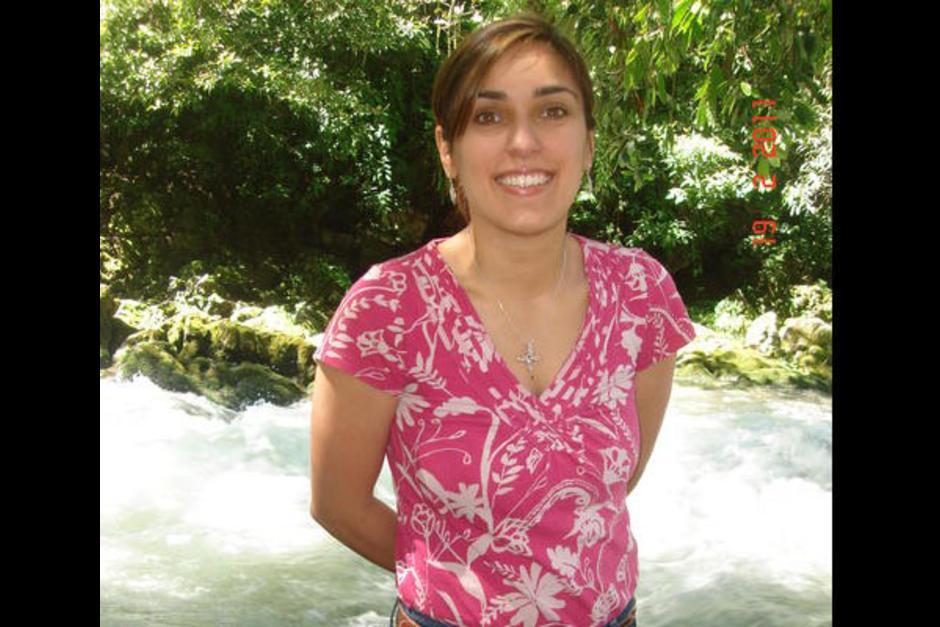 Cristina Siekavizza vivió violencia intrafamiliar, según consta en las evidencias del MP. (Foto: Archivo/Soy502)