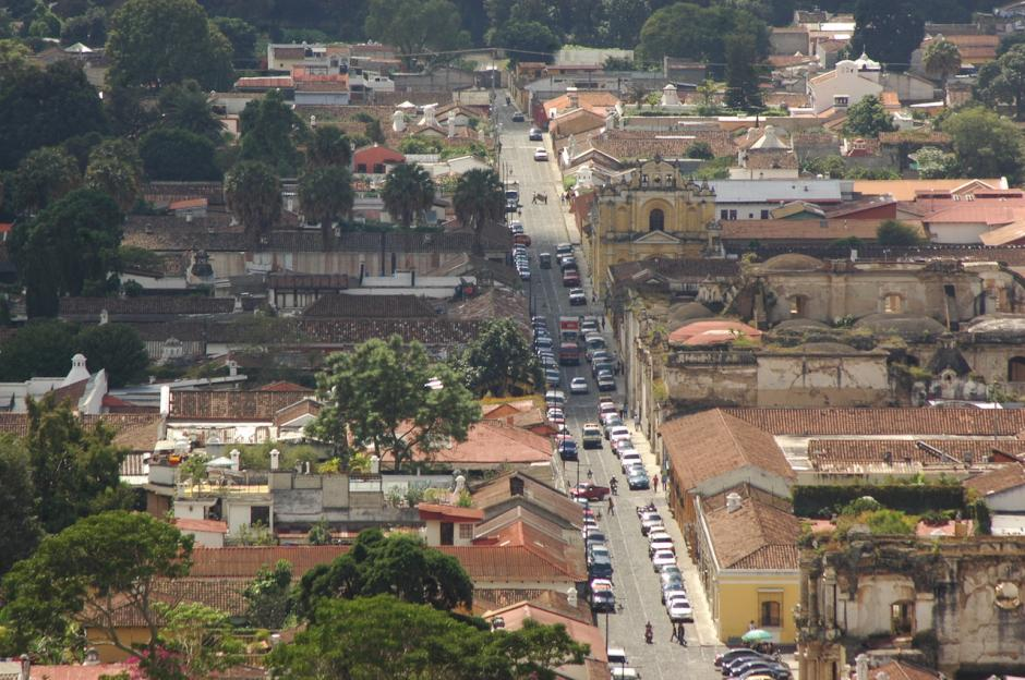 La Antigua Guatemala es uno de los destinos favoritos de muchos turistas nacionales. (Foto: Fredy Hernández/Soy502)