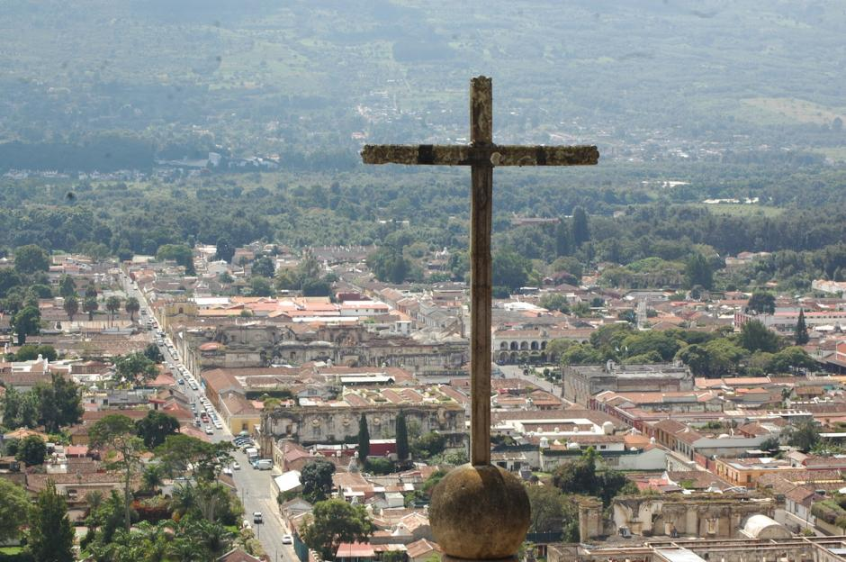 La Antigua Guatemala es un sitio concurrido por los guatemaltecos en cualquier época del año. (Foto: Fredy Hernández/Soy502)