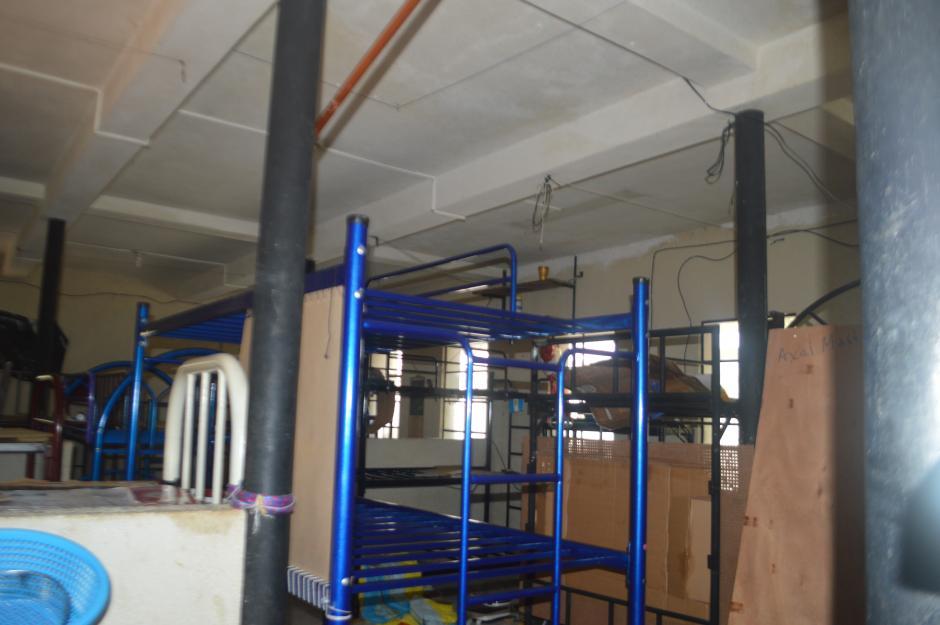 Así quedaron las instalaciones de la antigua Mariscal Zavala. (Foto: Ministerio de la Defensa)