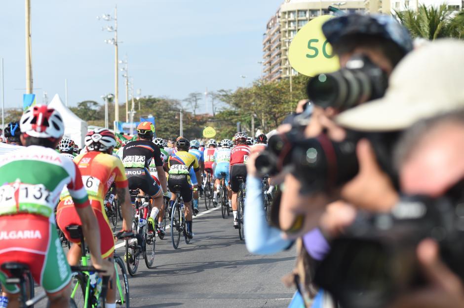 Más de 150 pedalistas participaron en la prueba. (Foto: Aldo Martínez/Enviado de Nuestro DIario)