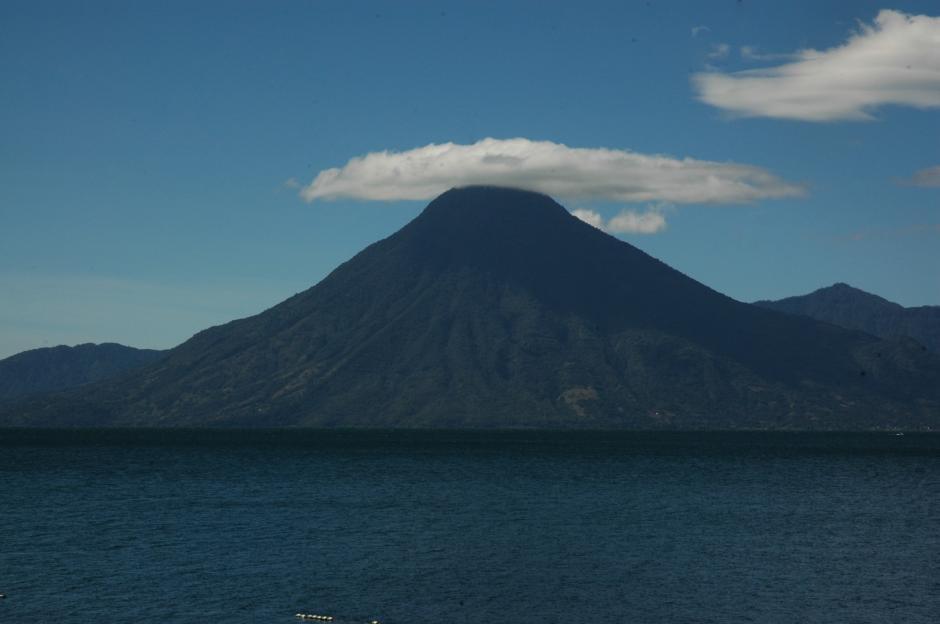 La vista de los volcanes flecha a primera vista a los visitantes.(Foto: Fredy Hernández/Soy502)