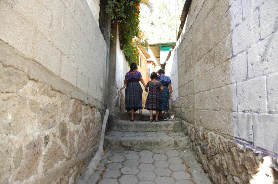 La familia Withbeck guarda un cariño especial por Santa Catarina Palopó. (Foto: Fredy Hernández/Soy502)