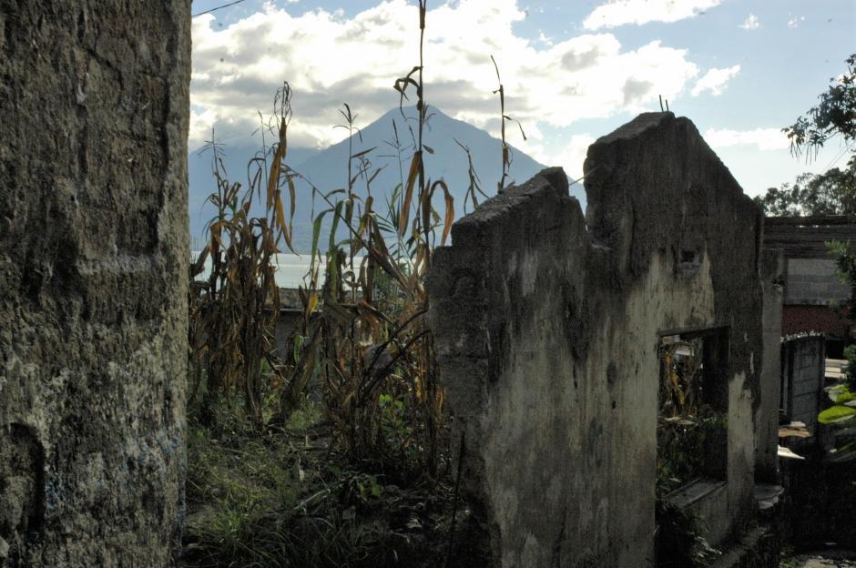 La idea surge de un proyecto que trabajaron dos artistas holandeses en una favela de Brasil. (Foto: Fredy Hernández/Soy502)