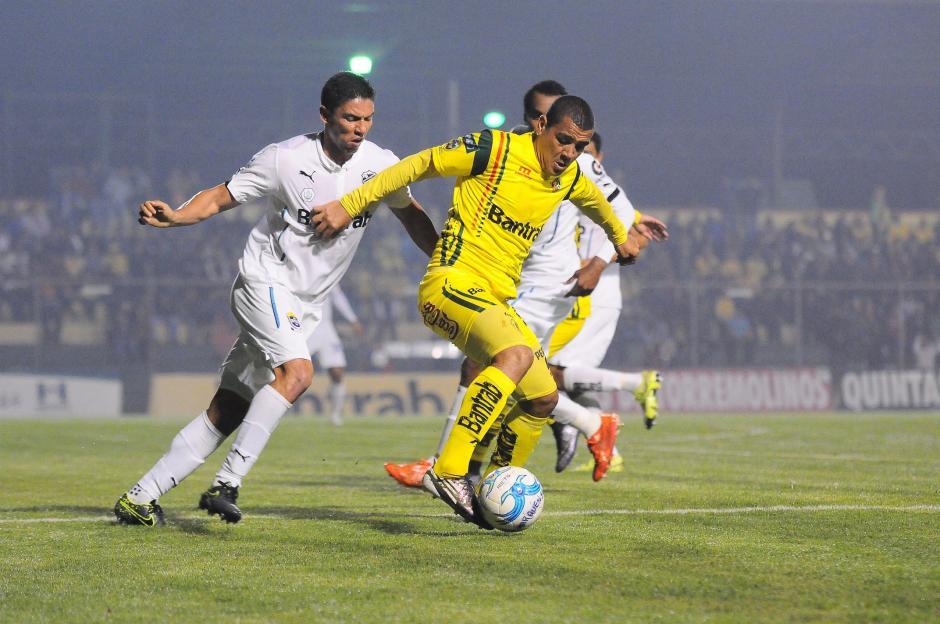 Marquense recibió por primera vez en el torneo, tres goles en casa. (Foto: Nuestro Diario)