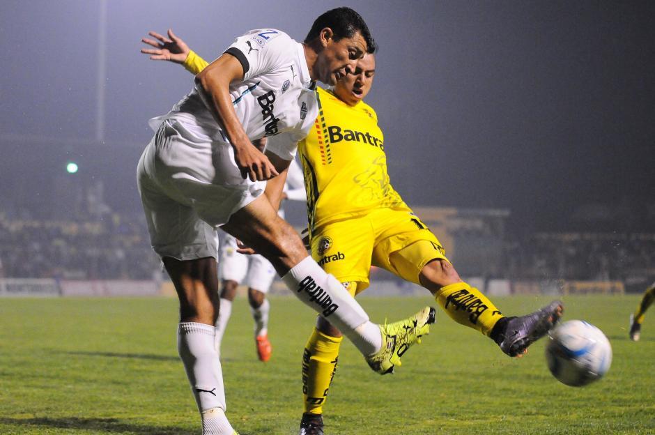 Seis goles en 90 minutos, entretenido partido entre los leones y Cremas. (Foto: Nuestro Diario)