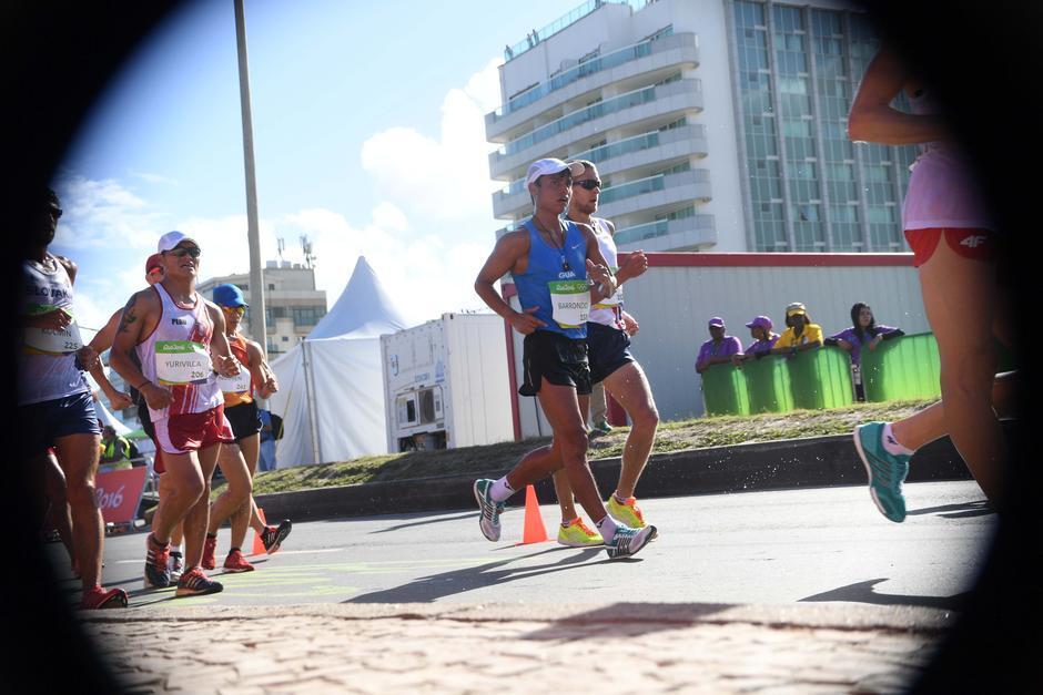 Barrondo no participará en la prueba de 50 kilómetros. (Foto: Sergio Muñoz/Enviado ACD)