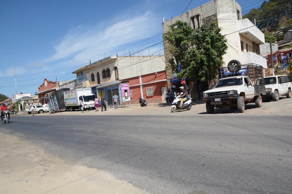La compañía está ubicada en un pequeño local comercial de Jutiapa. (Foto: Soy502)