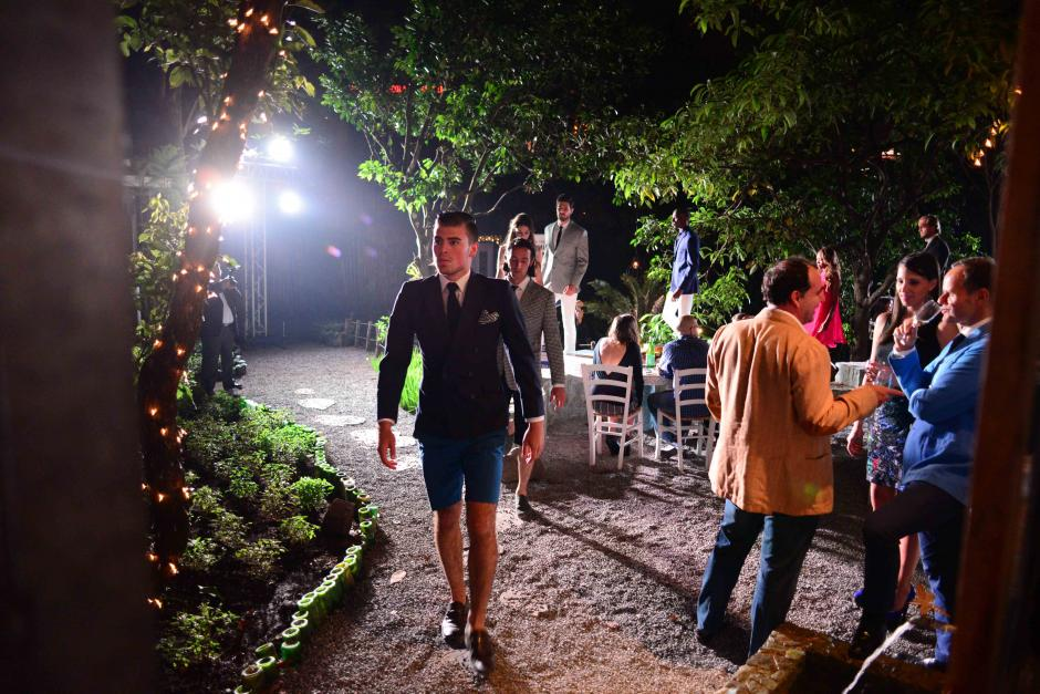"""Los pantalones cortos son un """"must"""" esta temporada.(Foto: Jesús Alfonso/Soy502)"""