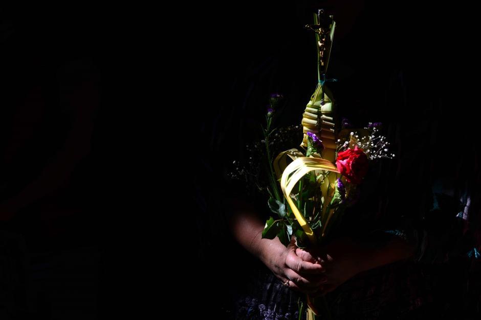 El Domingo de Ramos marca la entrada triunfal de Jesús a Jerusalén, días antes de su crucifixión. En Guatemala es una tradición de alegría y reflexión. (Foto: Jesús Alfonso/Soy502)