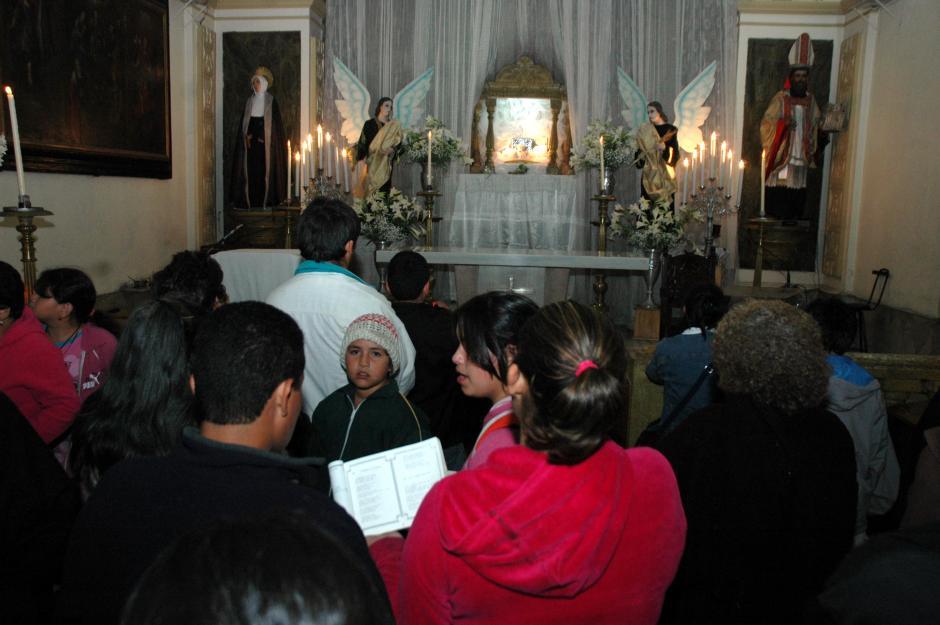 Muchos católicos cumplen con esta penitencia. (Foto: Archivo/Nuestro Diario)