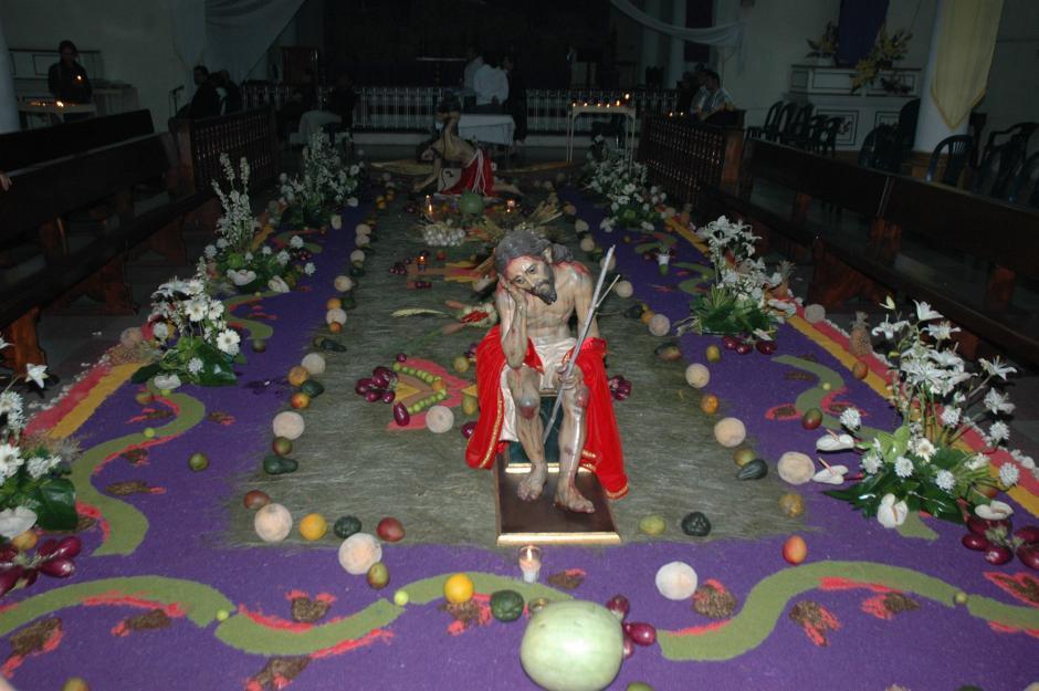 Sagrario de la iglesia de Santa Catalina. (Foto: Archivo/Nuestro Diario)